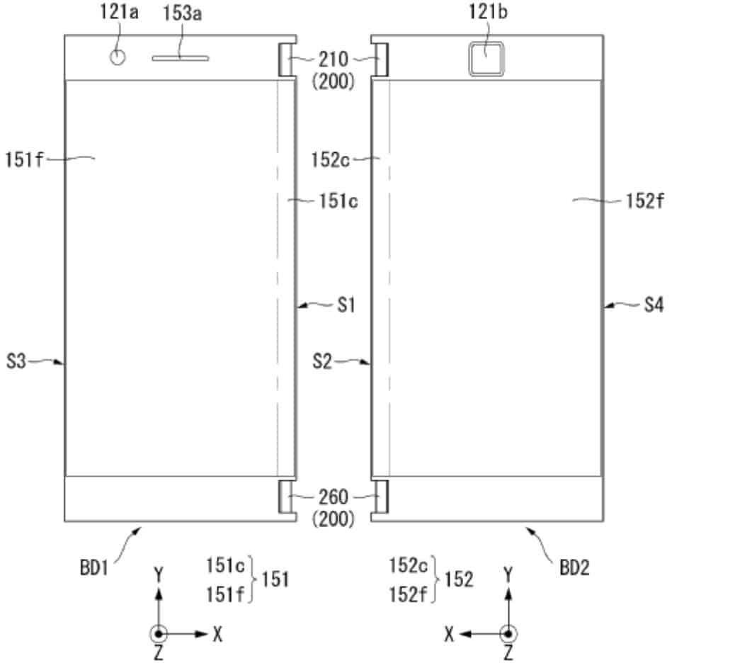 LG Foldable Phone WIPO April 5 18 2