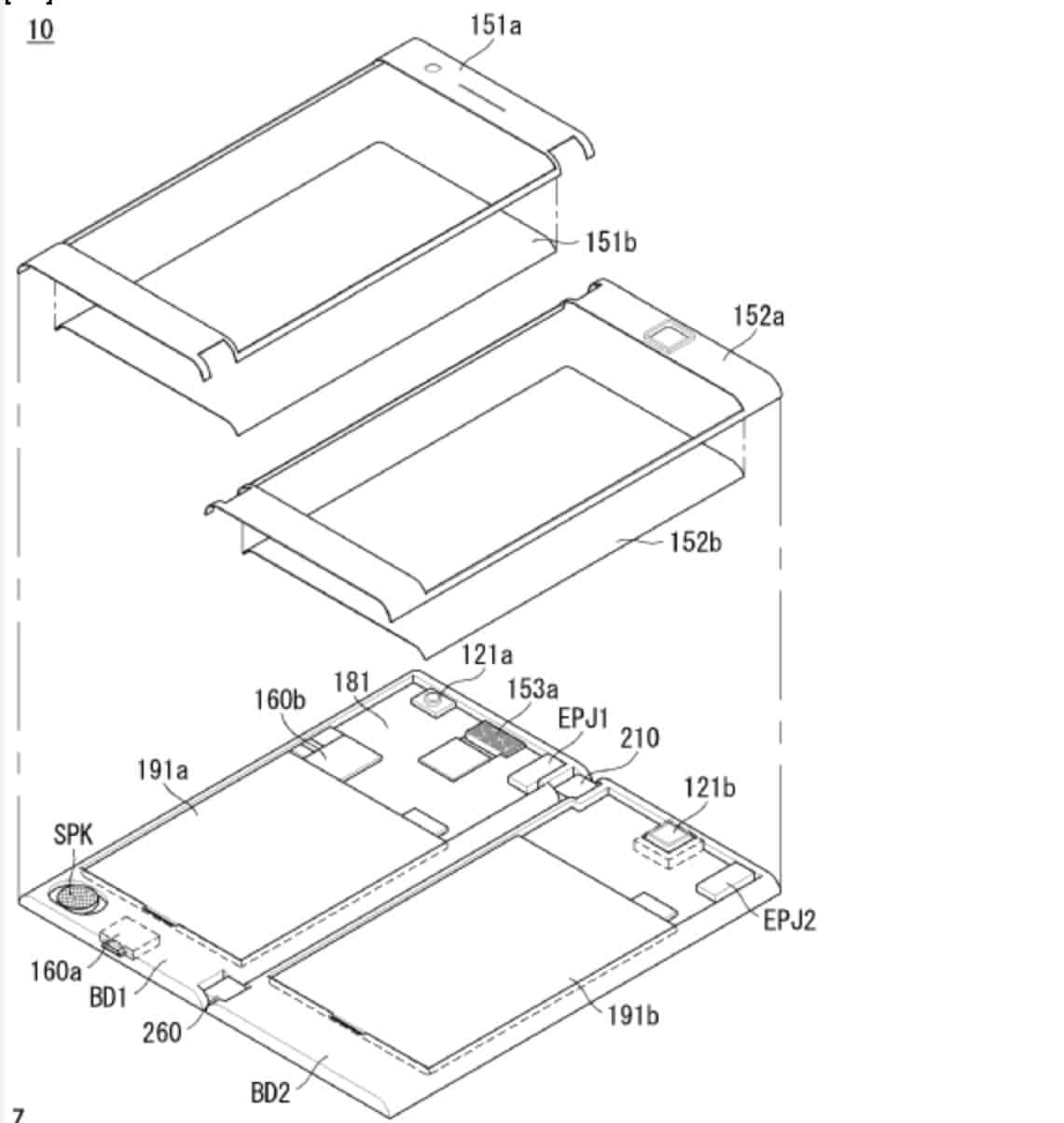 LG Foldable Phone WIPO April 5 18 5