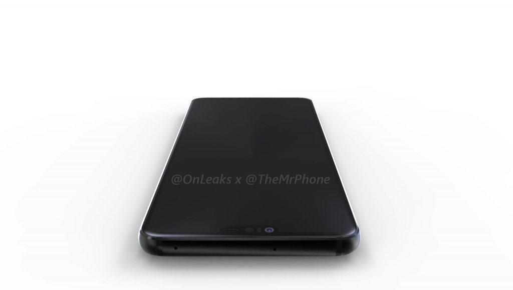 LG G7 OnLeaks Mr Phone 8