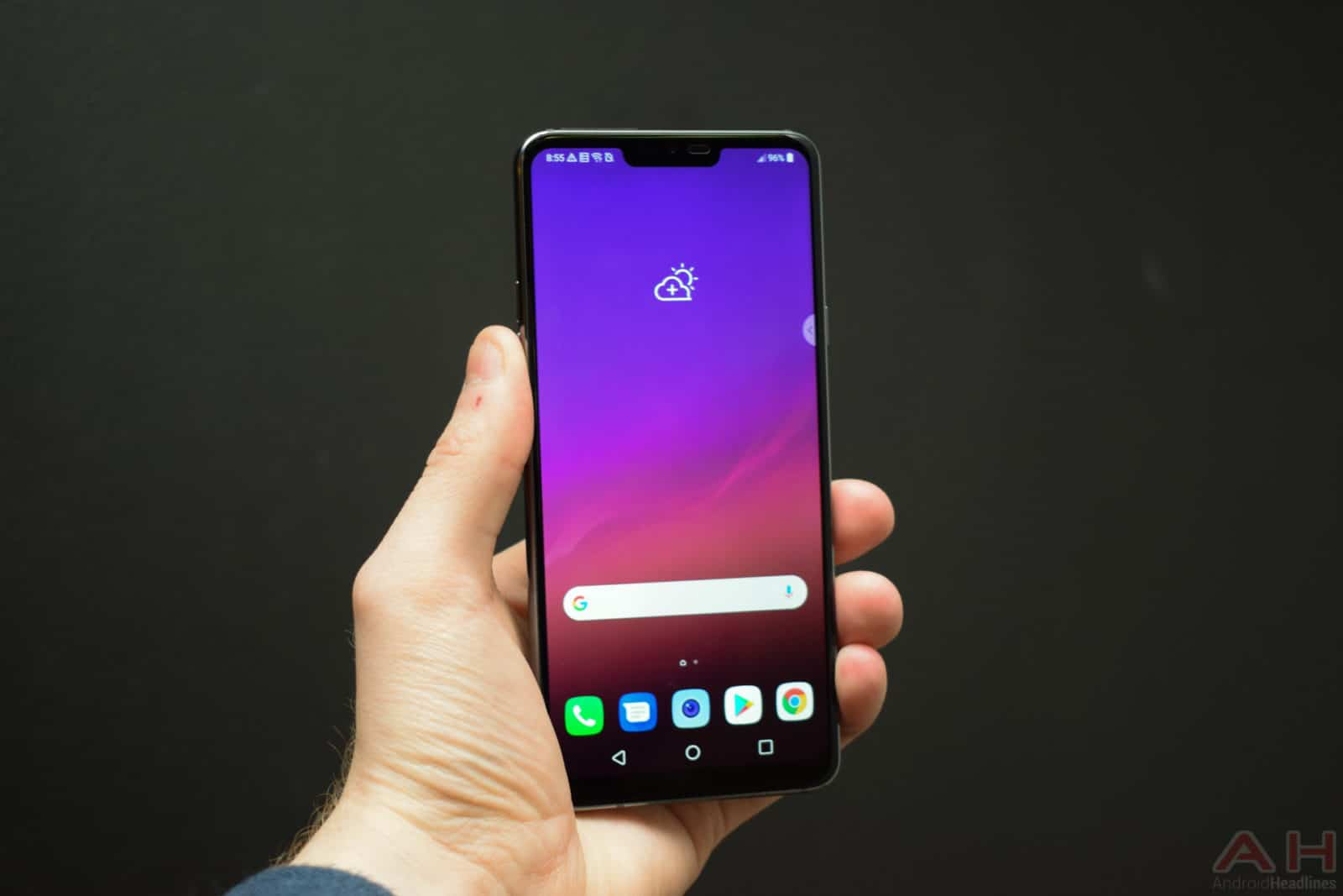 lg g7 thinq wallpapers are now available for download | android news