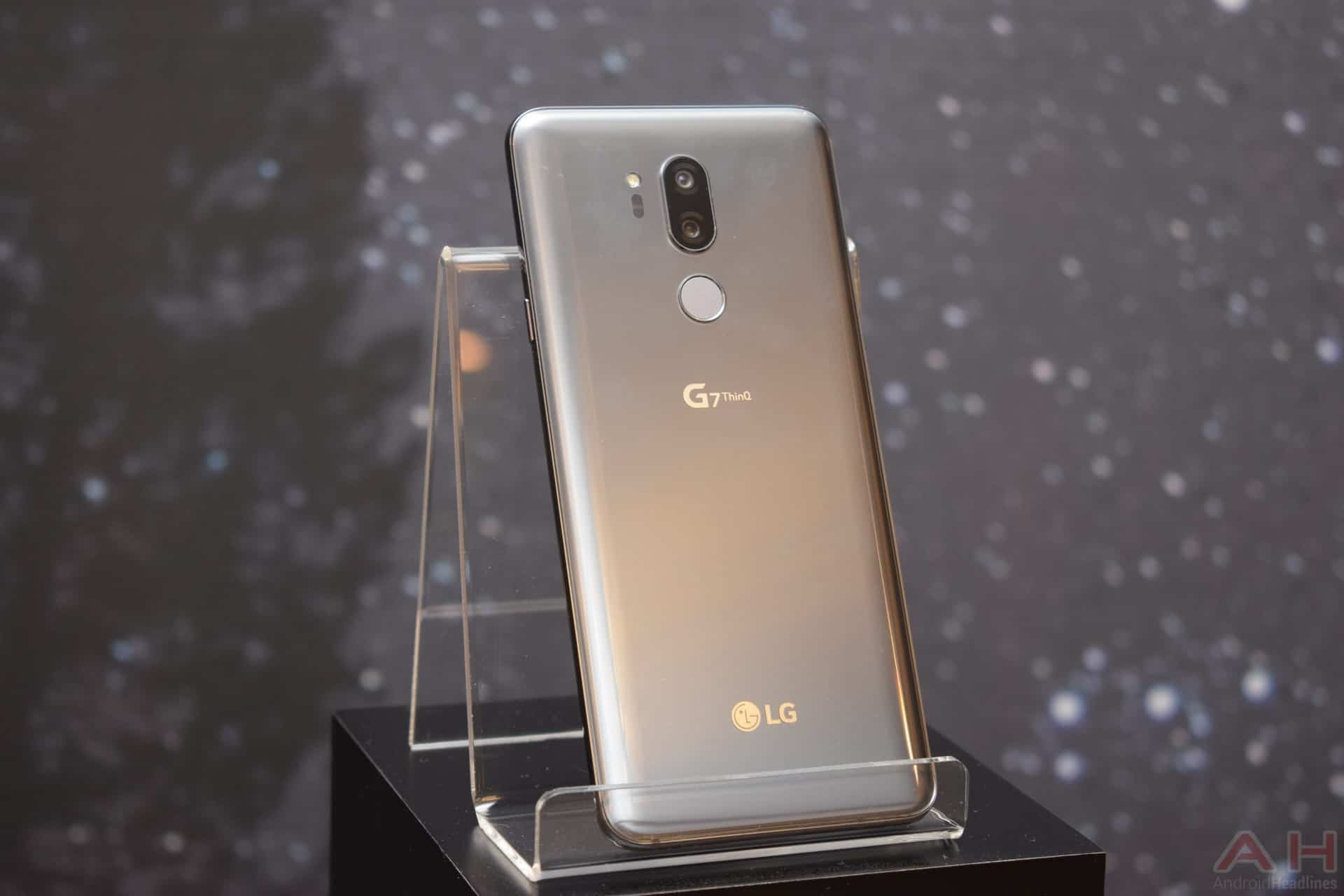 Pre Order The Lg G7 Thinq In Canada And Get A Free 4k Uhd Tv Tech2