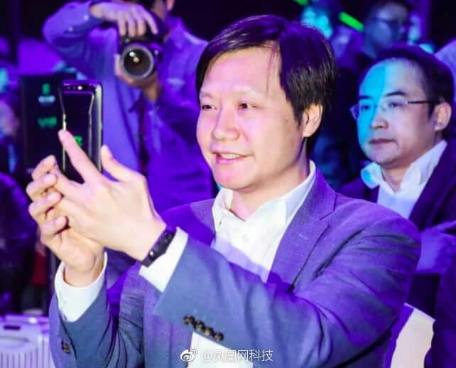 Lei Jun Wearing Suspected Mi Band 3 01 from MyDrivers