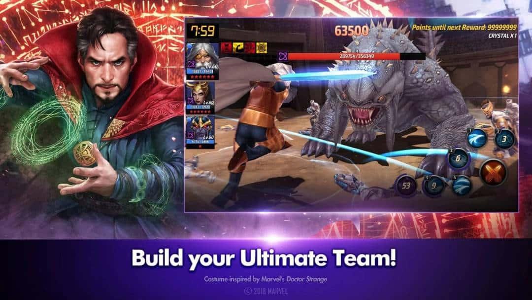 Marvel Future Fight GPlay Screenshot 03