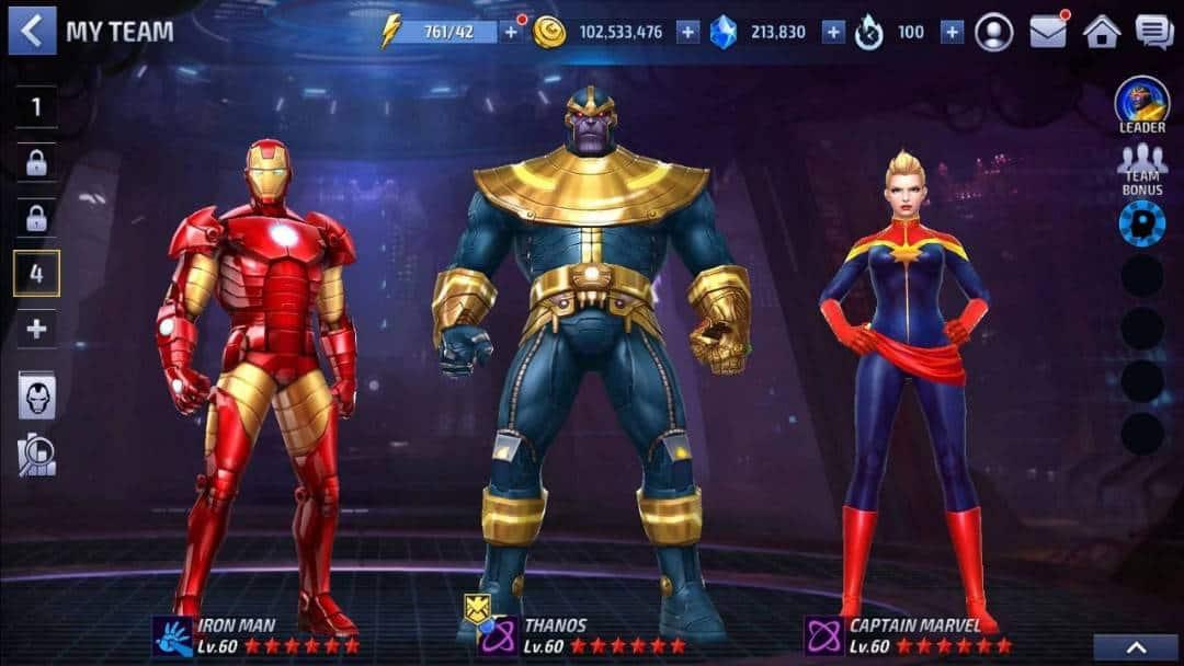 Marvel Future Fight GPlay Screenshot 07