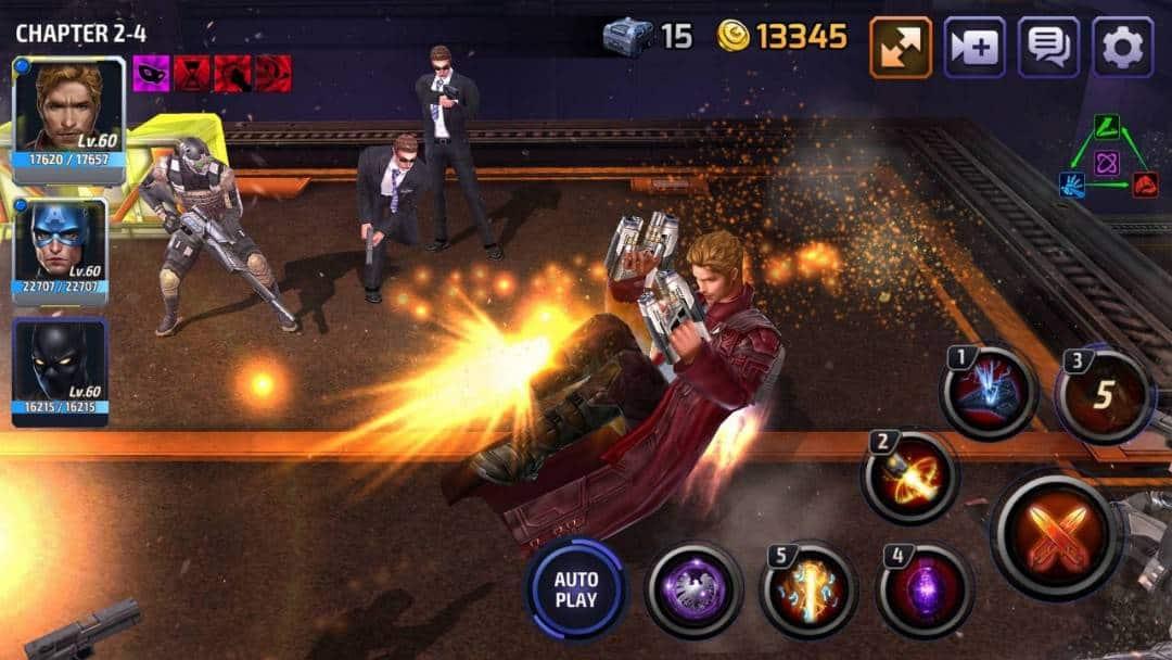 Marvel Future Fight GPlay Screenshot 08