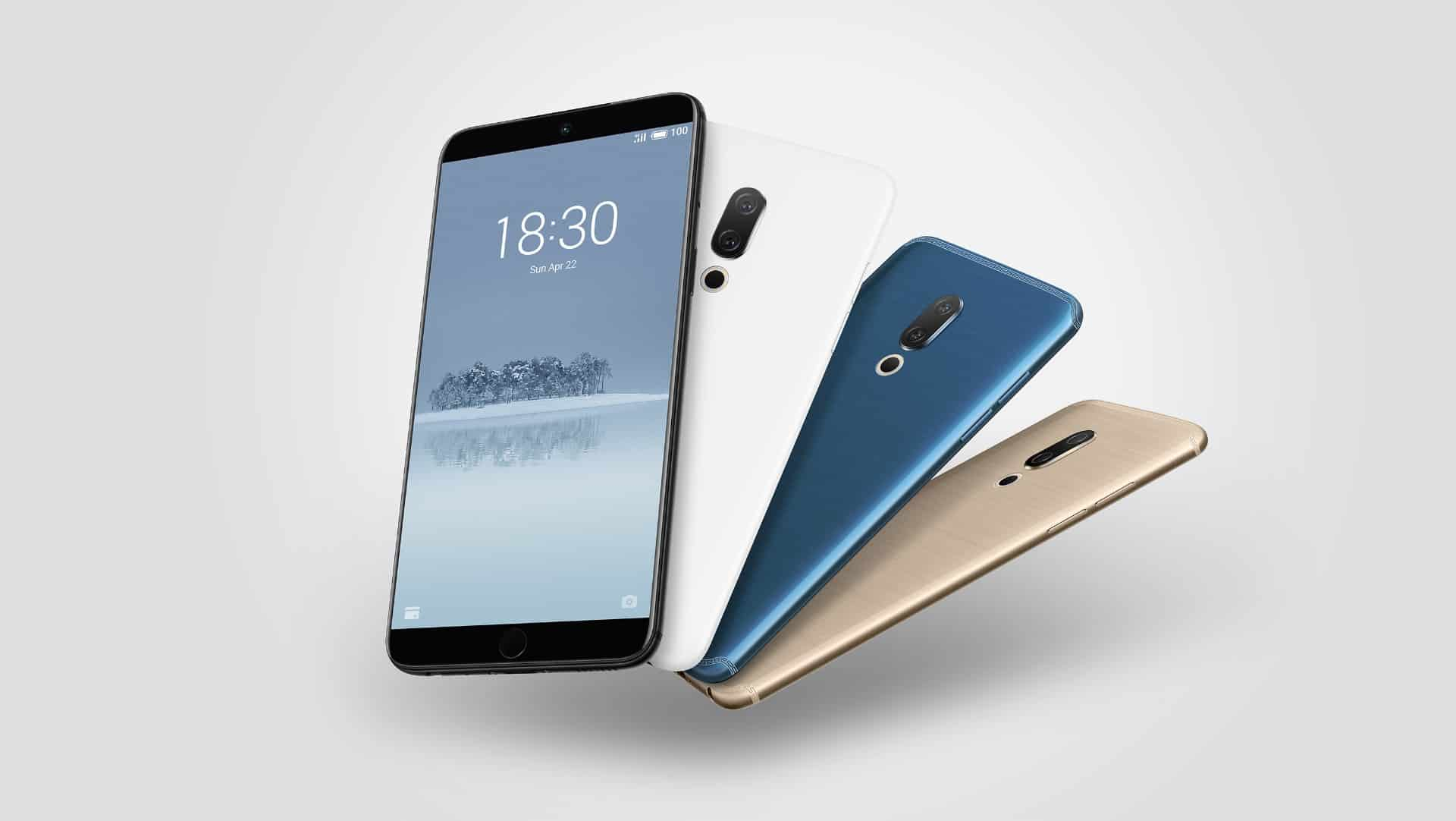 Meizu 15 official image 1