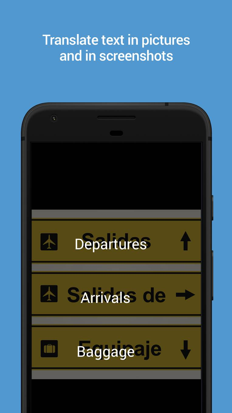 Microsoft Translator Google Play Screenshot 02