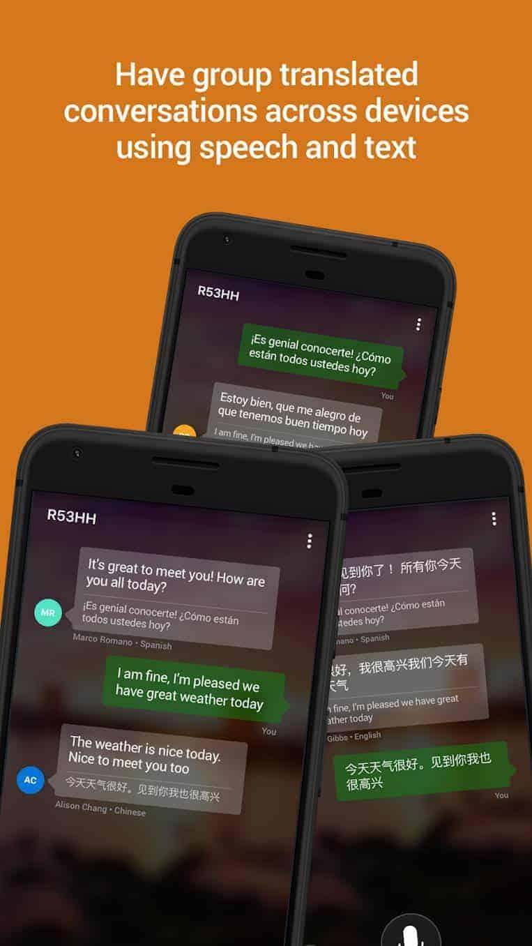 Microsoft Translator Google Play Screenshot 04