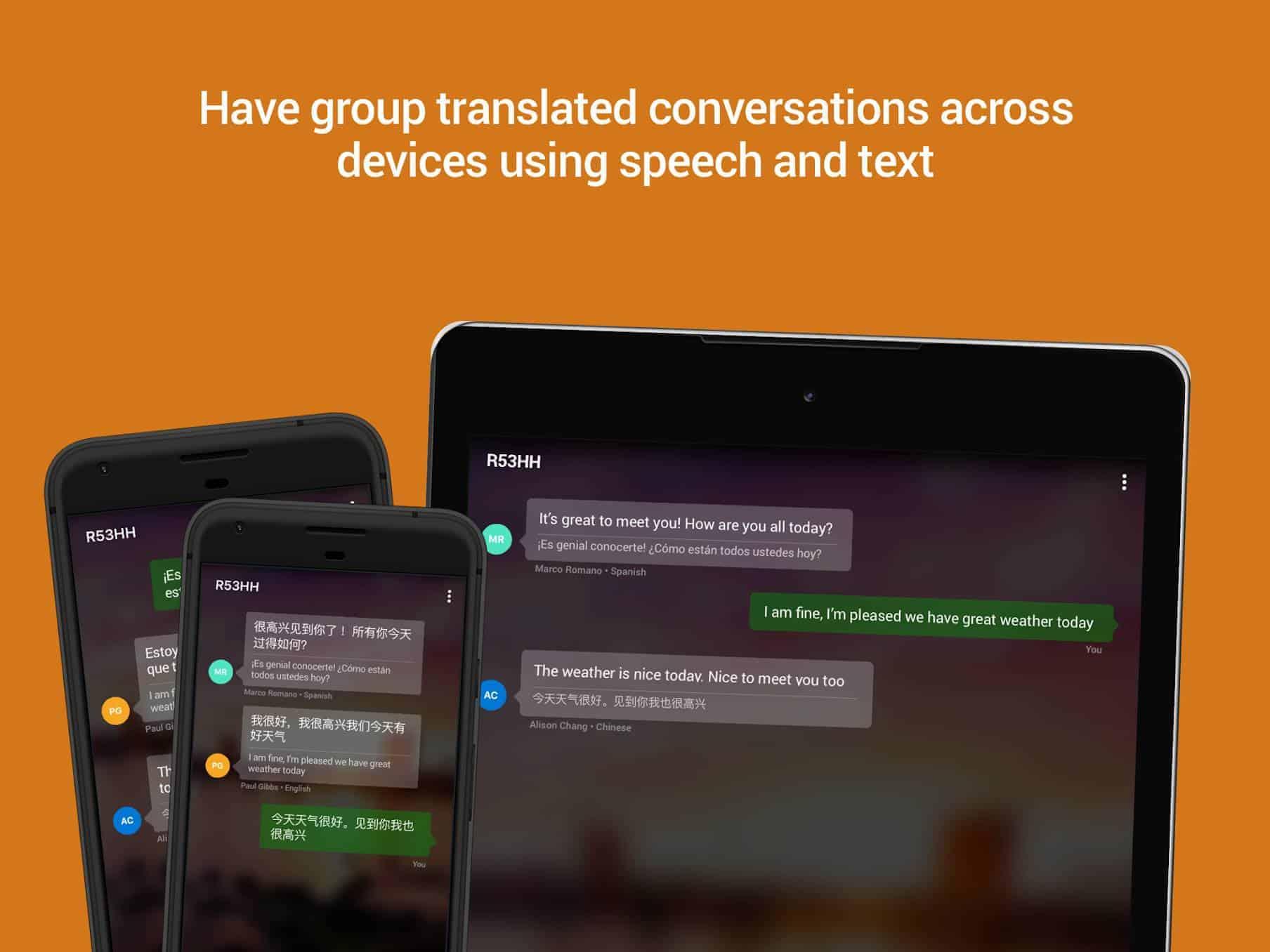 Microsoft Translator Google Play Screenshot 09