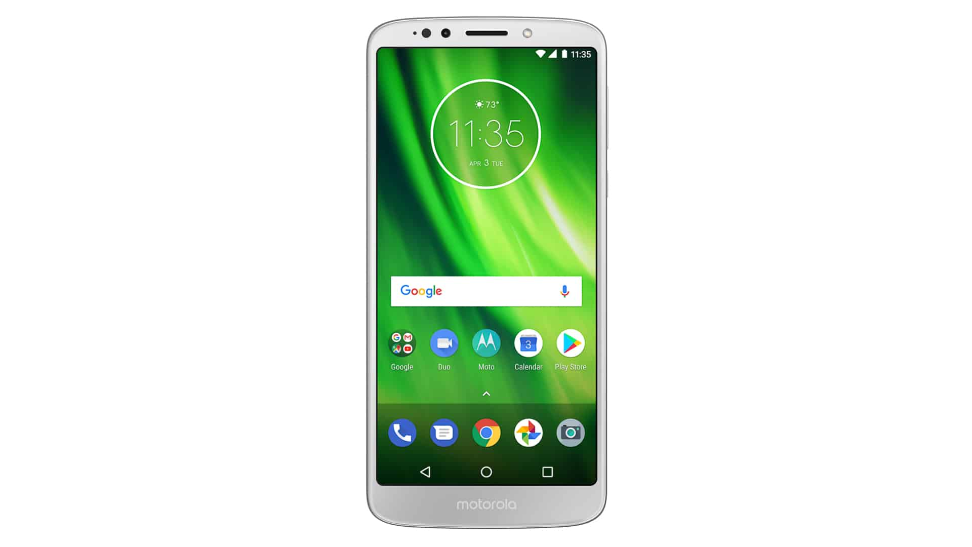 Moto G6 Play Official Press Render 1 of 16