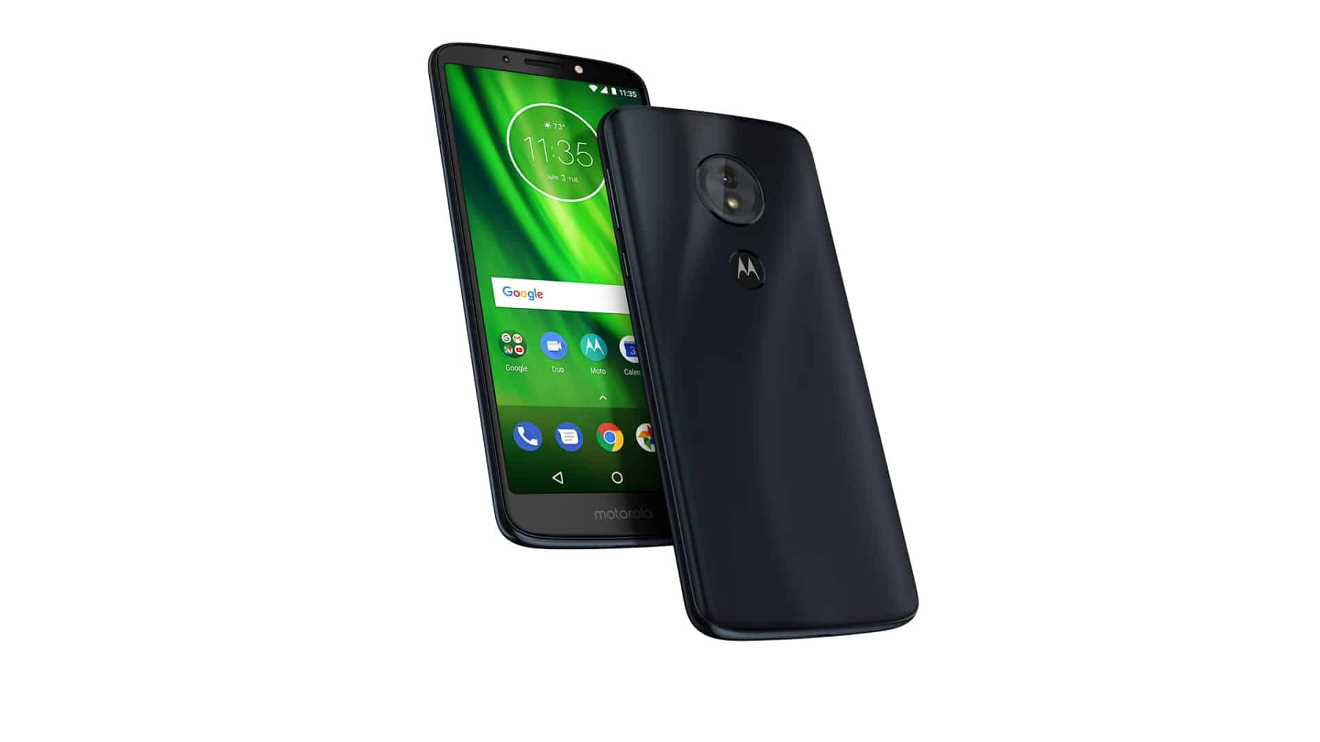 Moto G6 lineup official with 18:9 displays and dual cameras