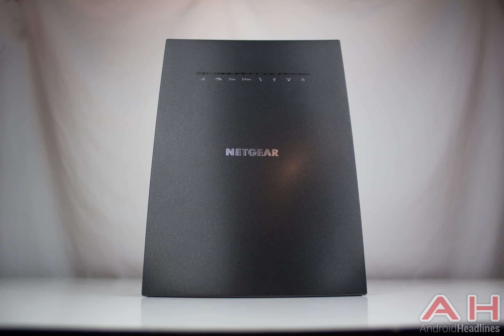 Netgear nighthawk x4s x6s review a simple fix for wi fi problems the nighthawk x6s ex8000 looks more like a traditional router with a long rectangular wedge shaped body thats designed to stand vertically greentooth Image collections