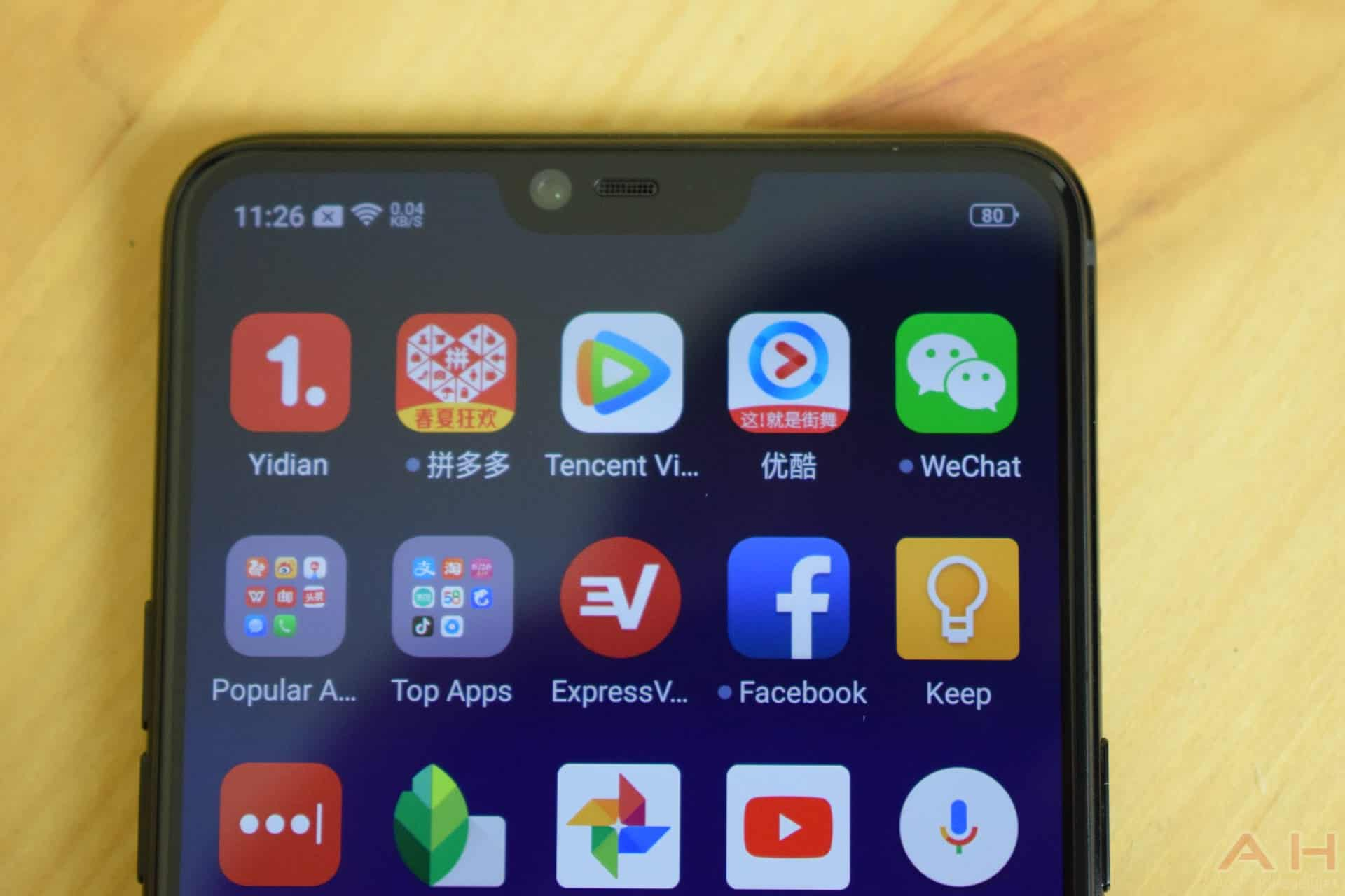 OPPO R15 Pro Review AM AH 16