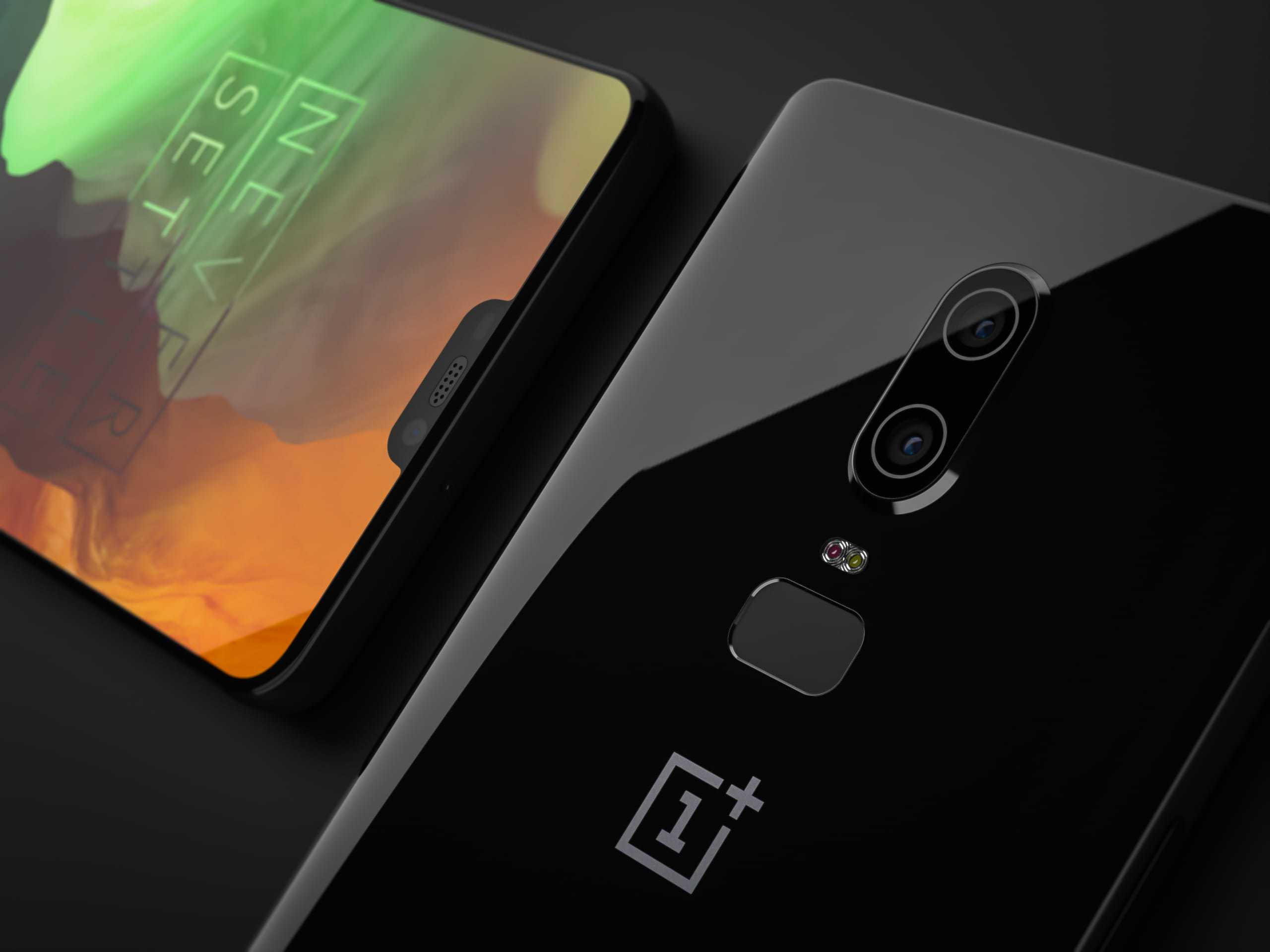 OnePlus 6 Concept Virtualization 6