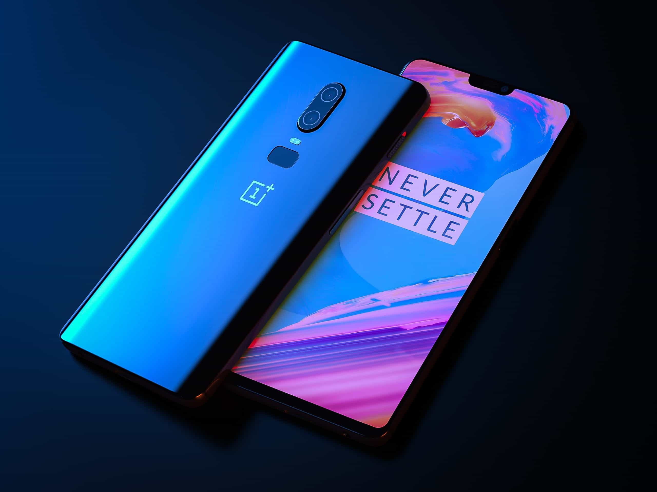 OnePlus 6 Concept Virtualization 9