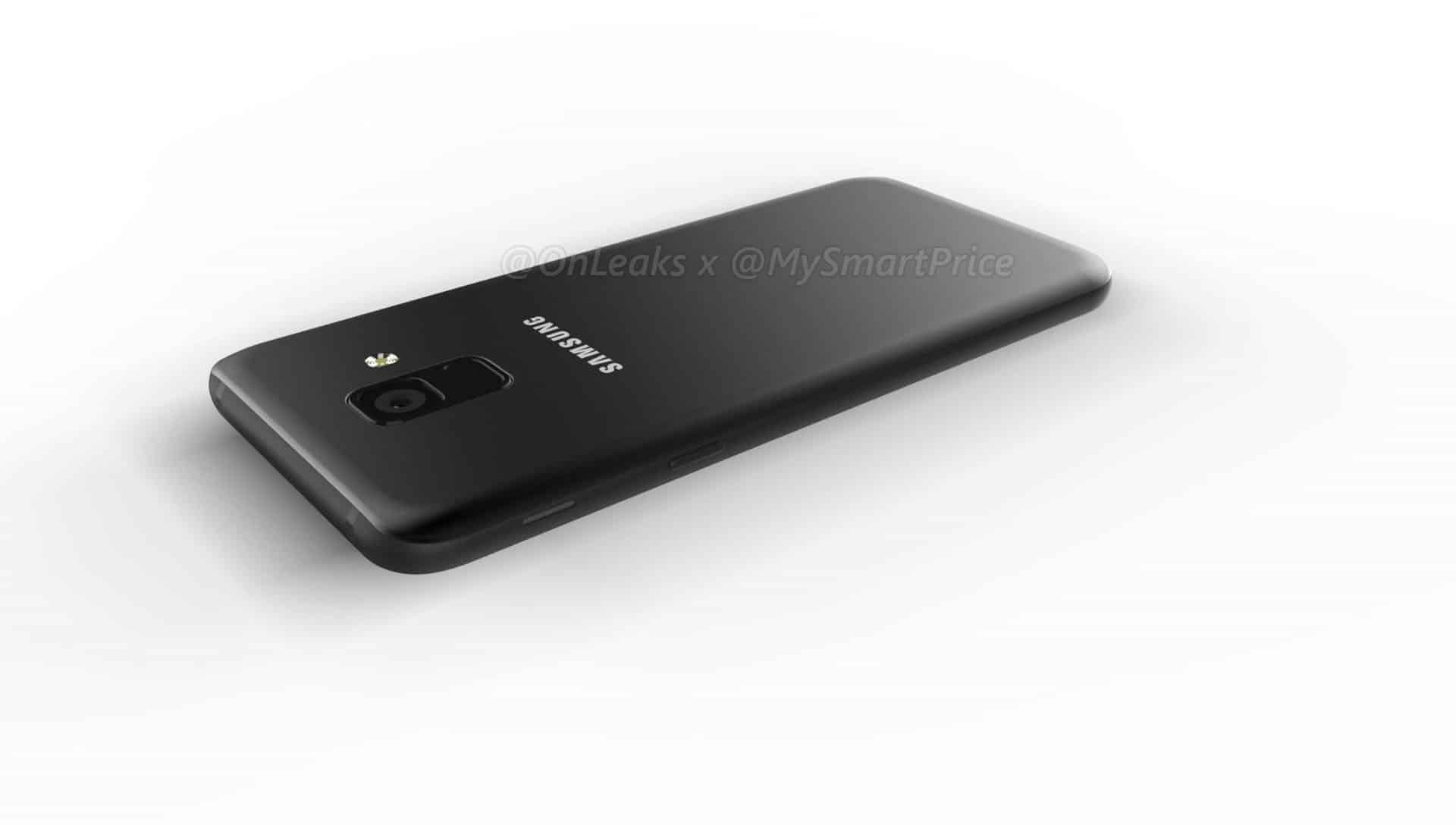 Samsung Galaxy A6 MSP OnLeaks 1