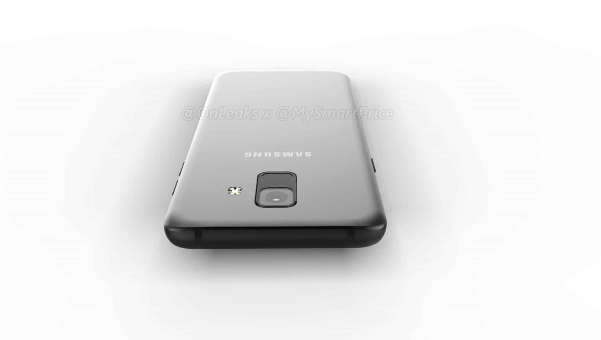 Samsung Galaxy A6 MSP OnLeaks 2