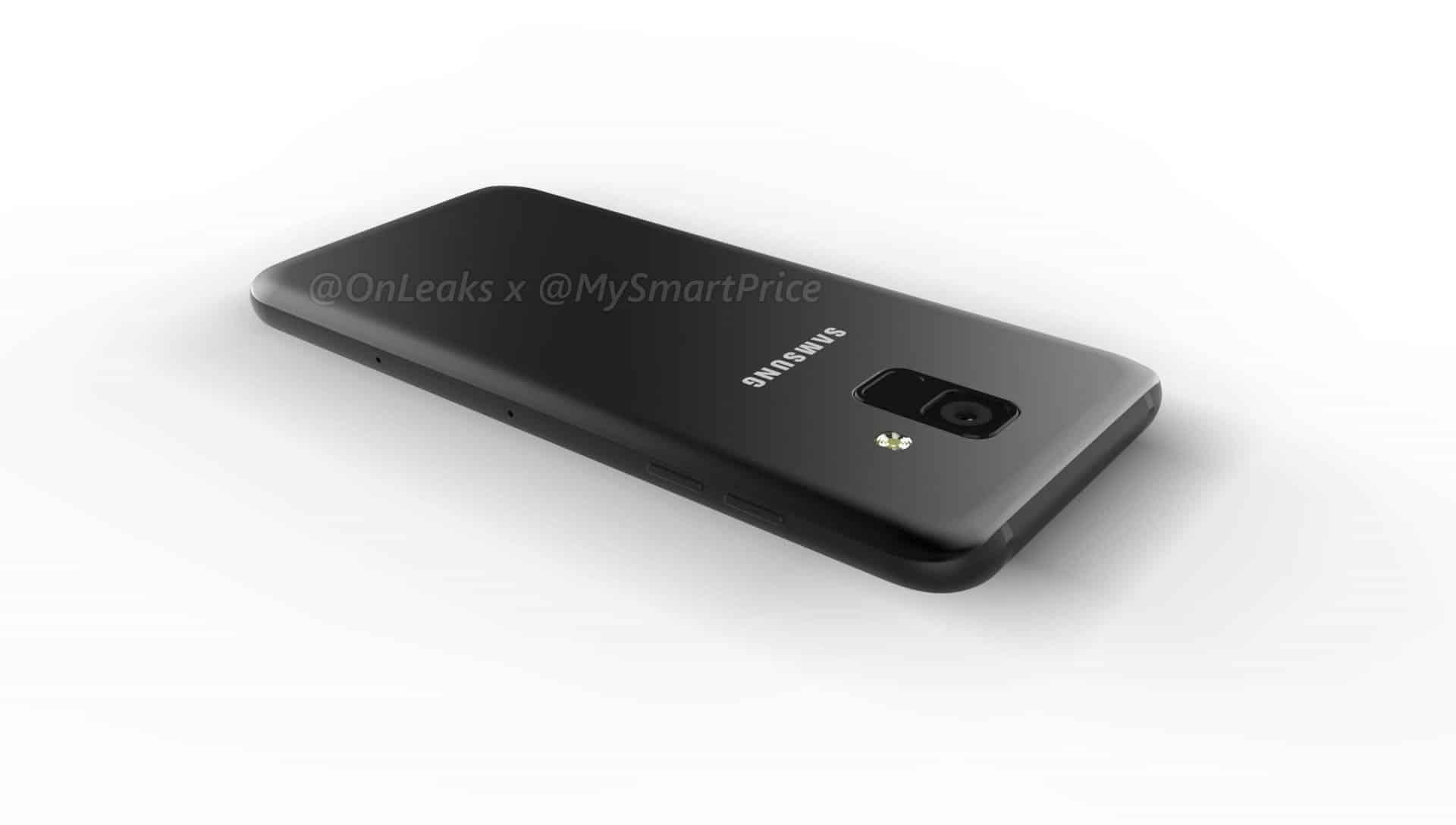 Samsung Galaxy A6 MSP OnLeaks 3