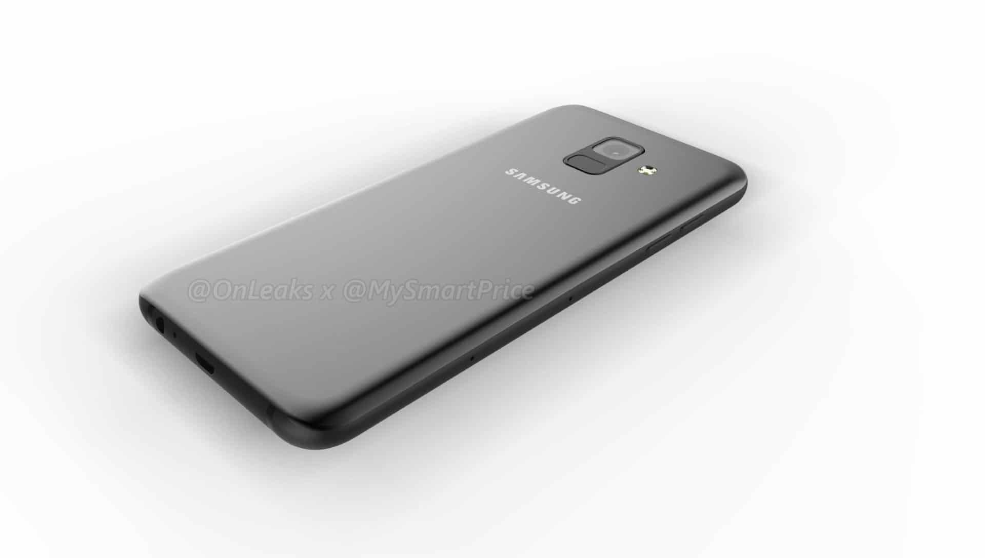 Samsung Galaxy A6 MSP OnLeaks 4