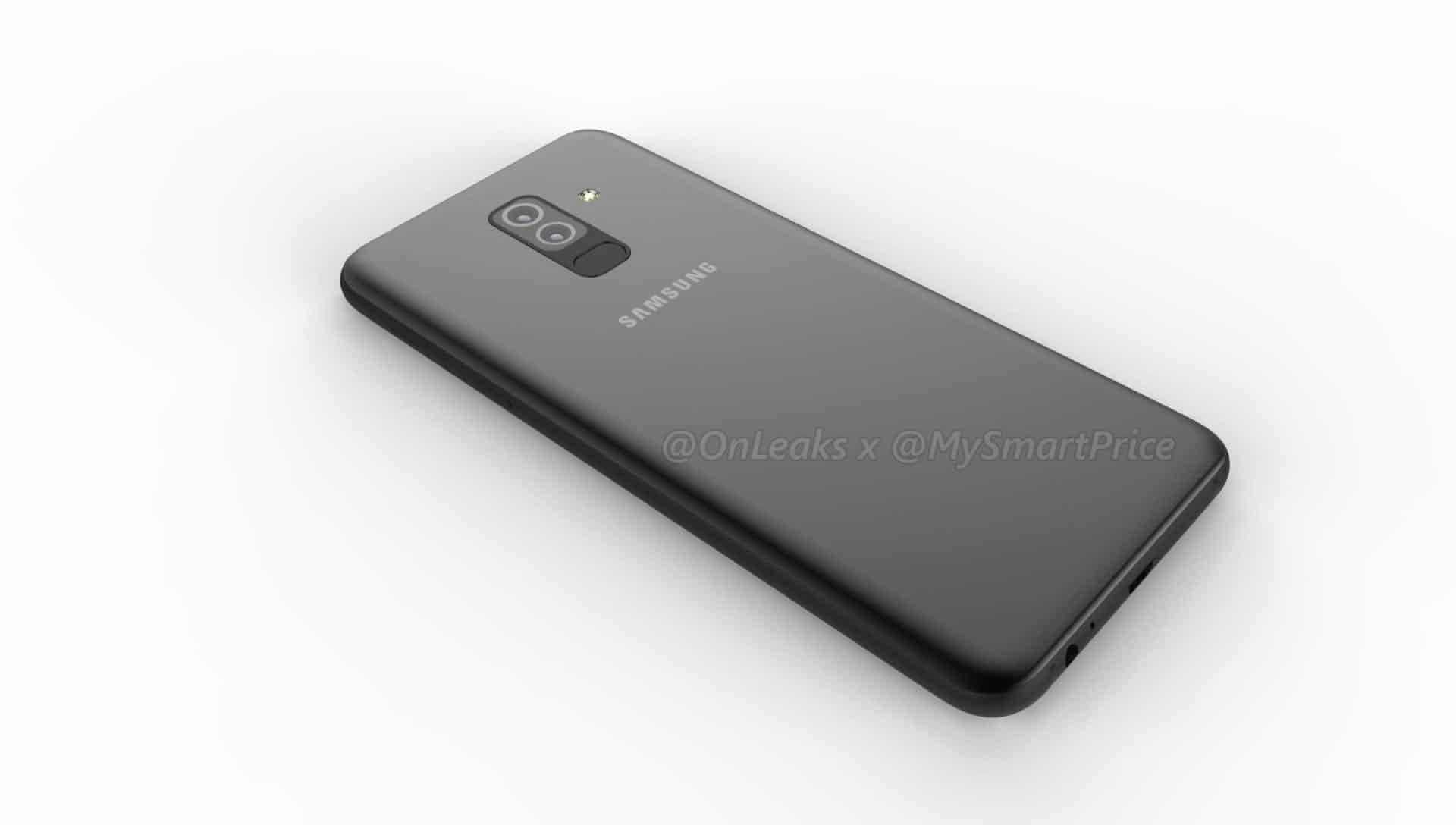 Samsung Galaxy A6 MSP Plus OnLeaks 1