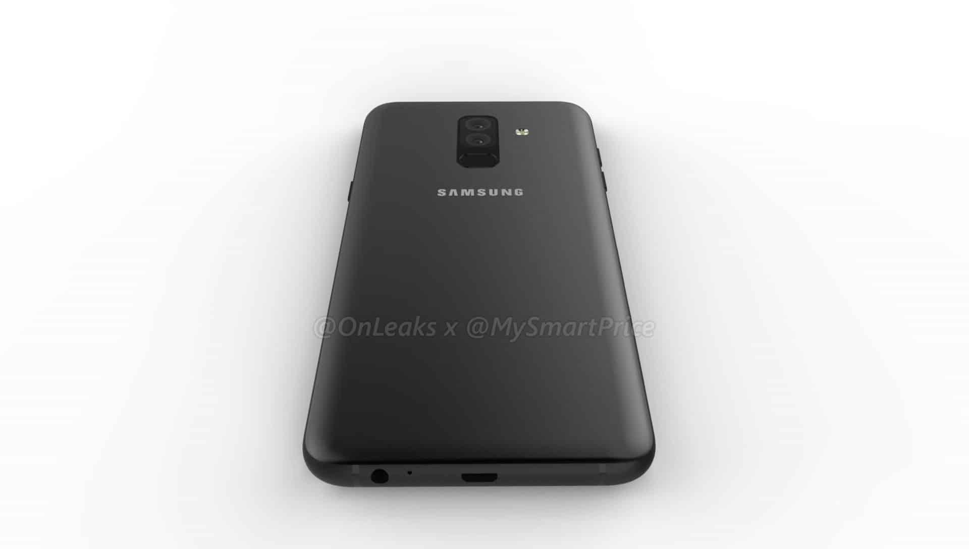 Samsung Galaxy A6 MSP Plus OnLeaks 2