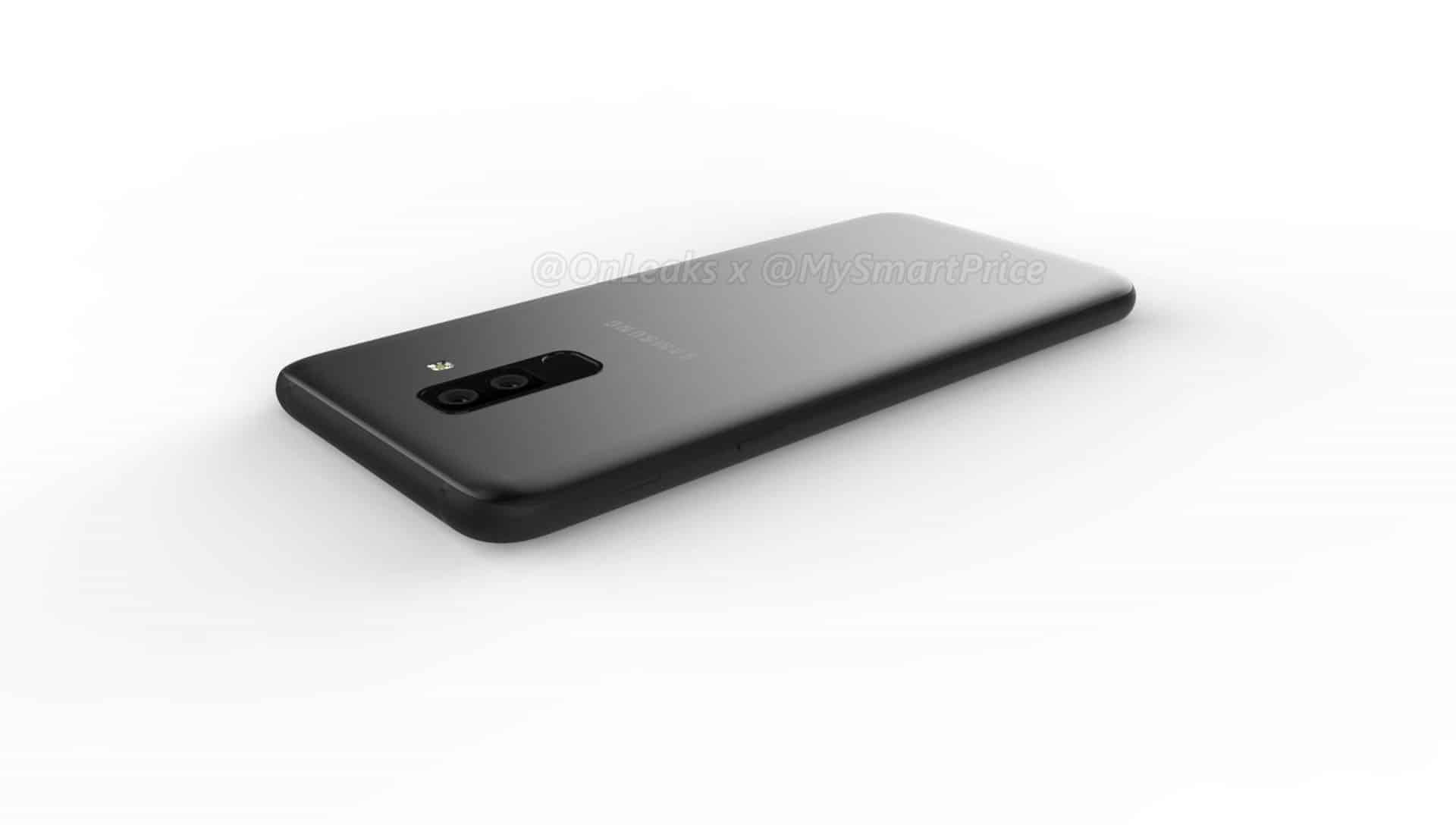 Samsung Galaxy A6 MSP Plus OnLeaks 3