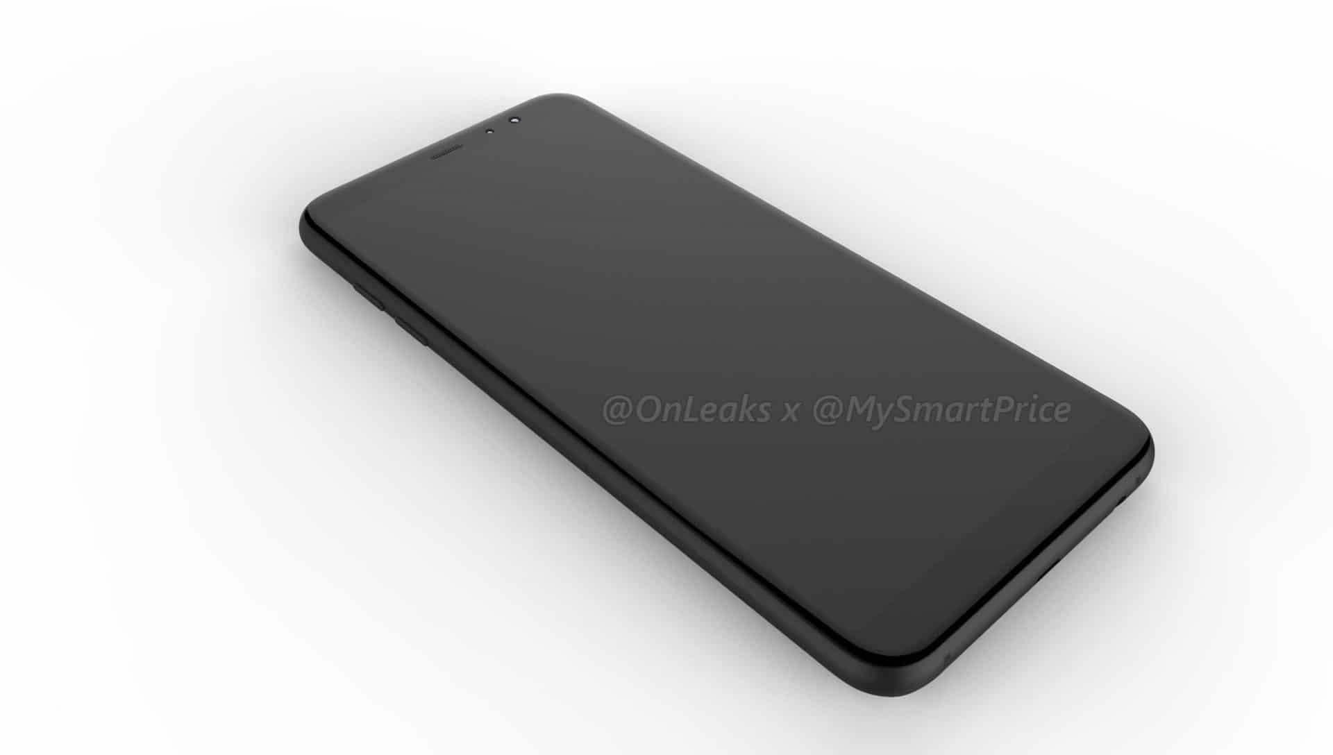 Samsung Galaxy A6 MSP Plus OnLeaks 4