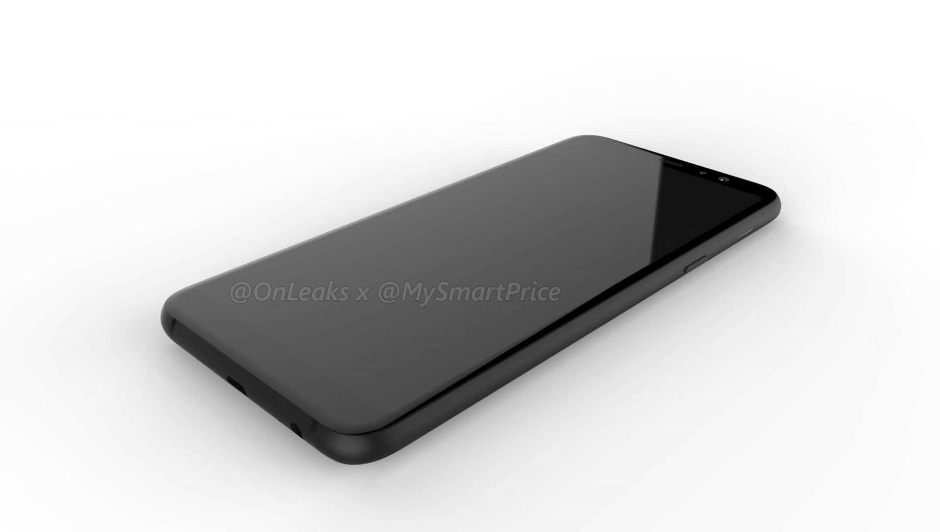 Samsung Galaxy A6 MSP Plus OnLeaks 5