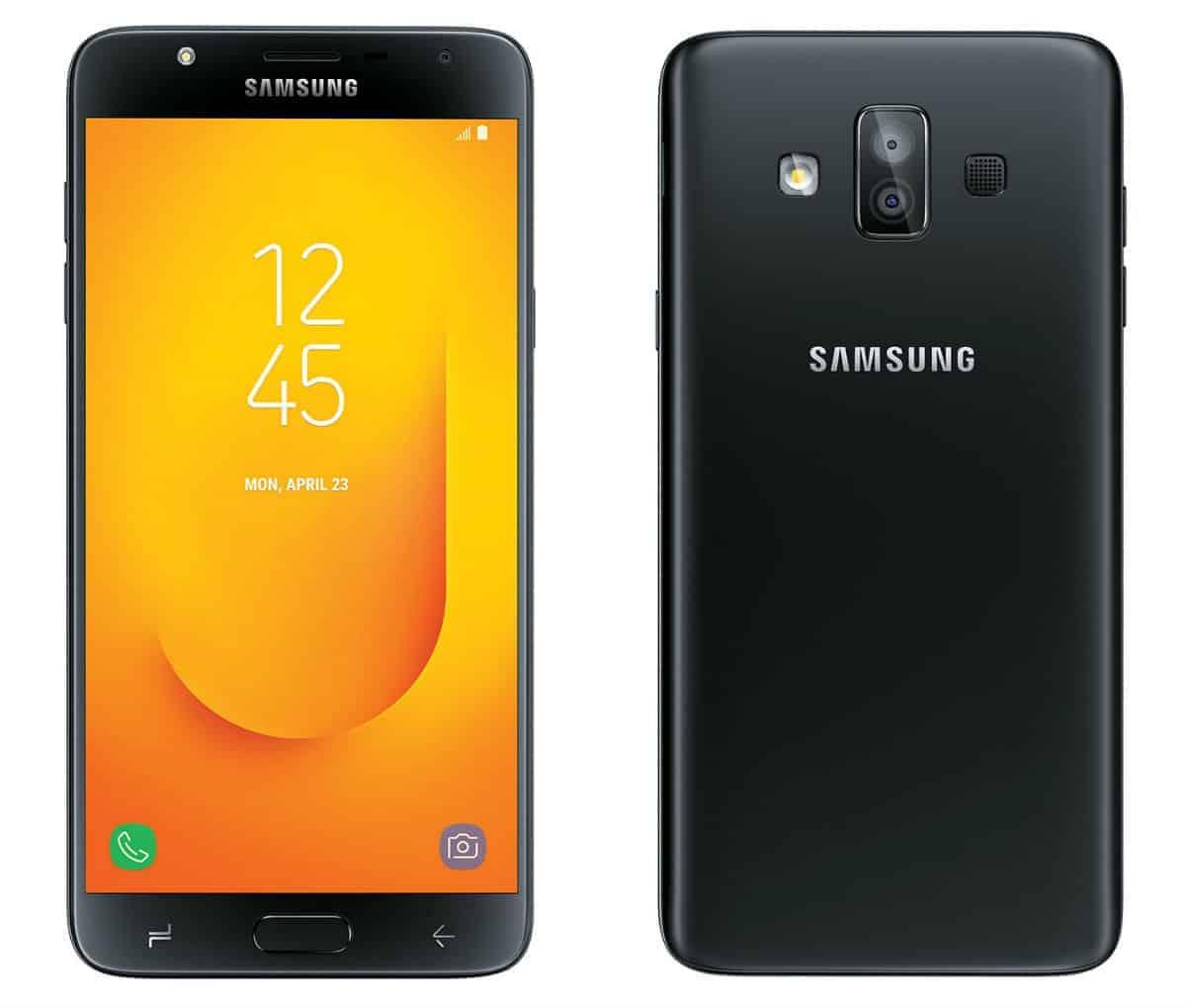 Samsung Galaxy J7 Duo official render 7