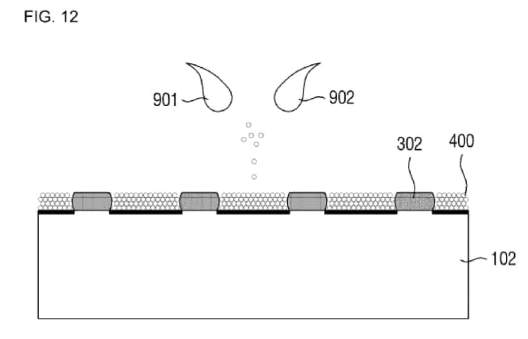 Samsung Patent US20180099904 Figure 12