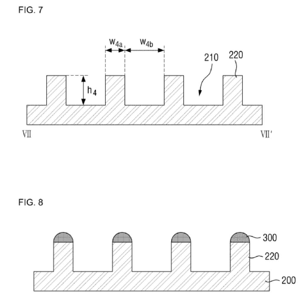 Samsung Patent US20180099904 Figure 7 8