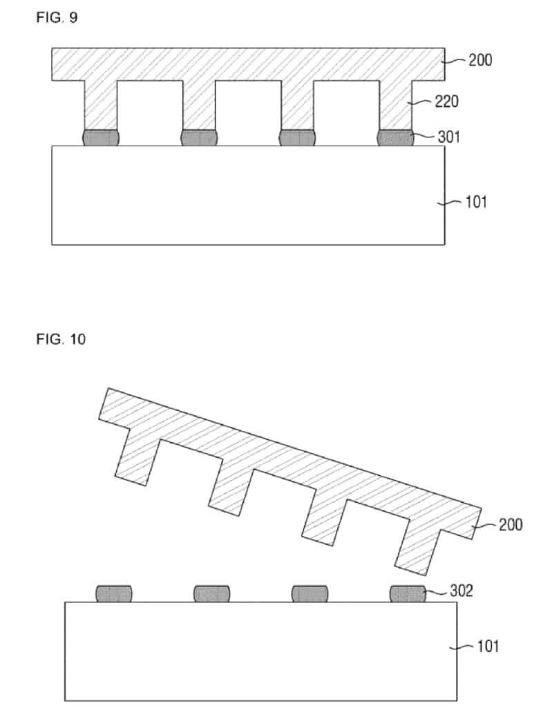 Samsung Patent US20180099904 Figure 9 10