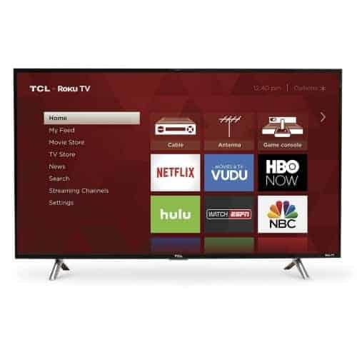 TCL 4K UHD HDR Roku Smart LED TV - Woot