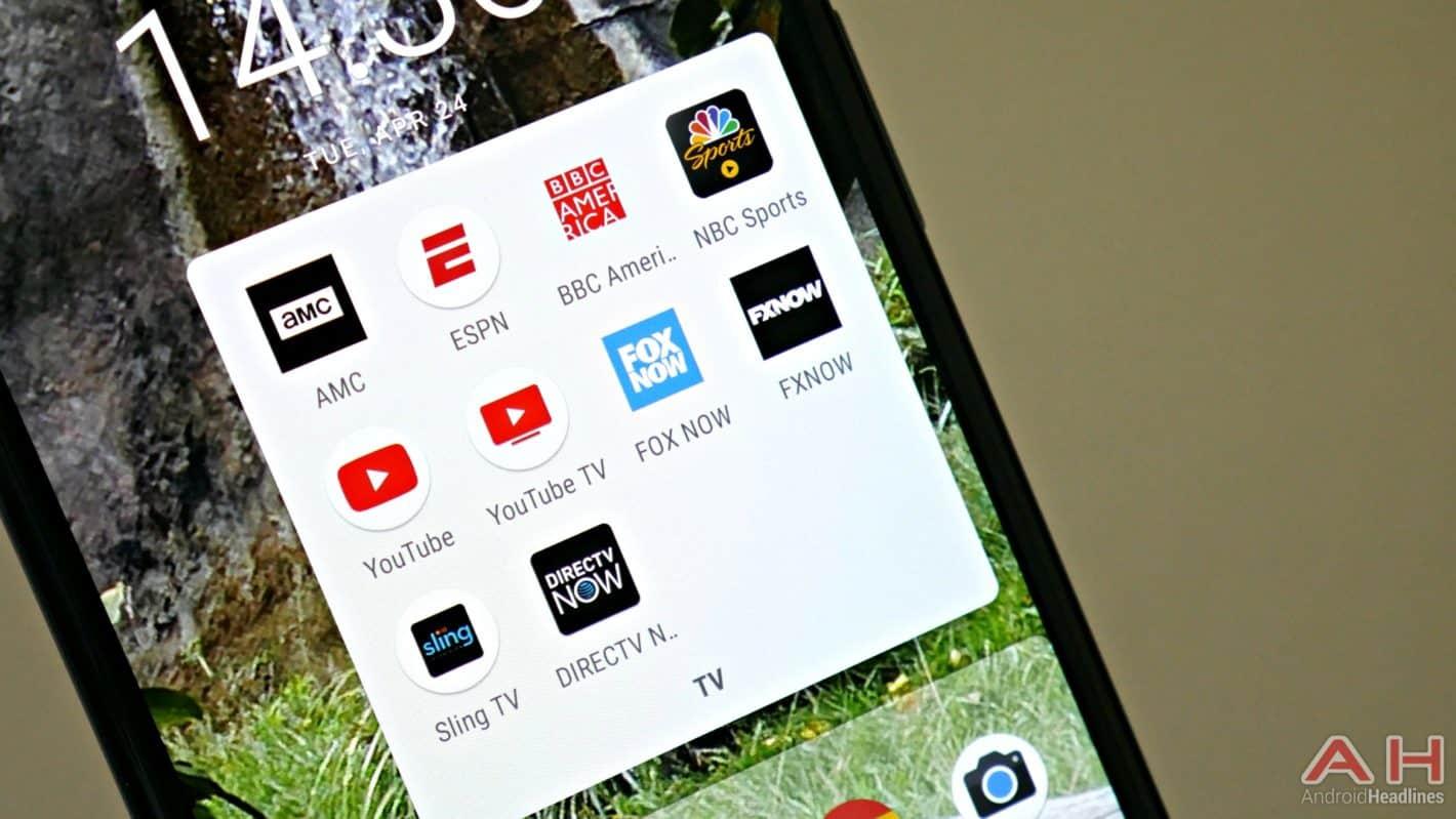 TV Streaming Apps AH 01