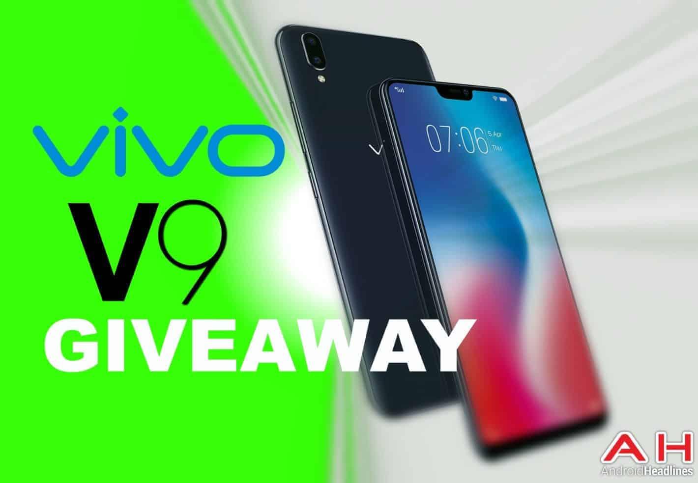 Vivo V9 Giveaway AH 01