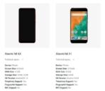 Xiaomi Mi 6X Android.com listing 1
