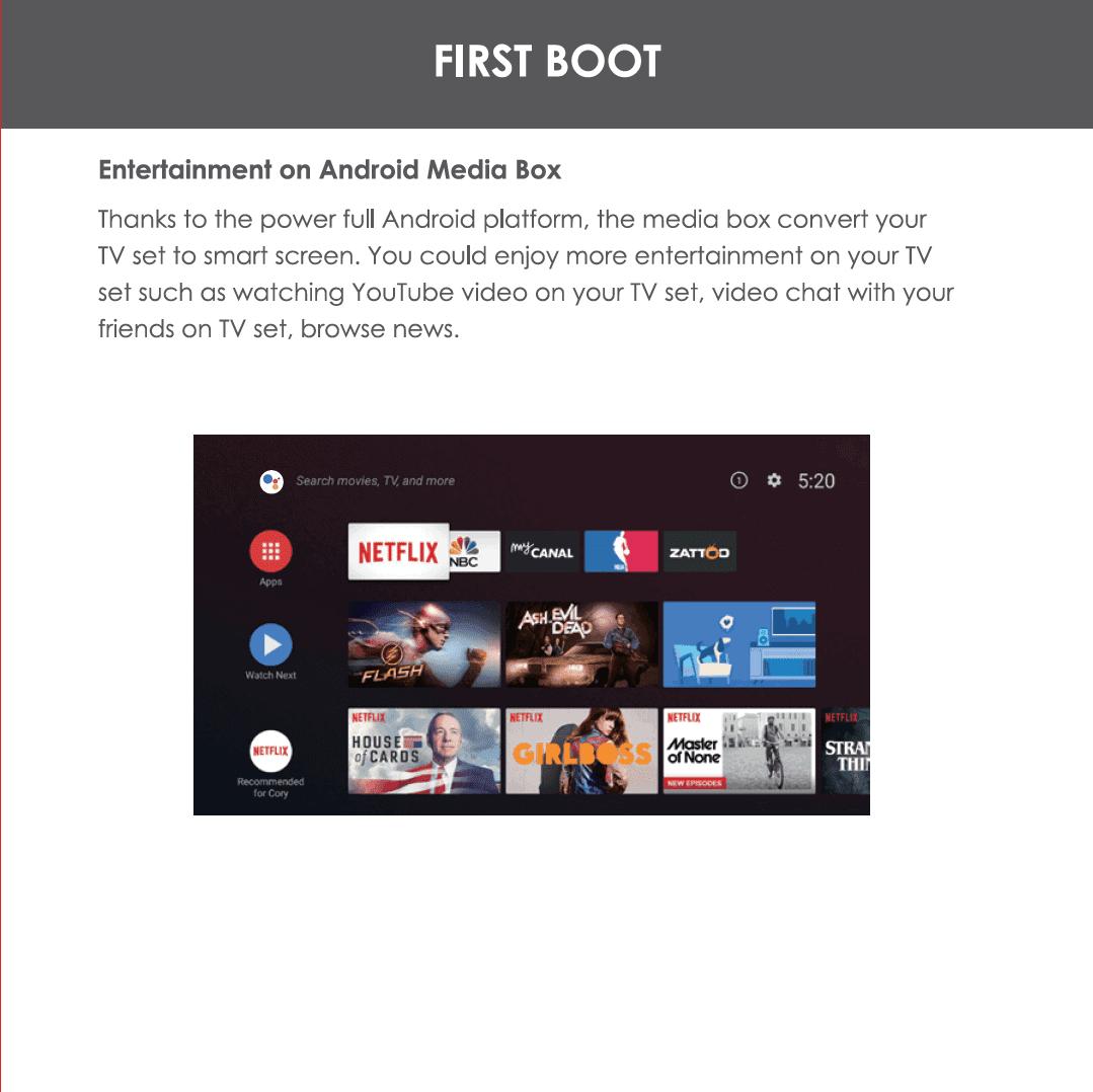google android tv stick fcc 2