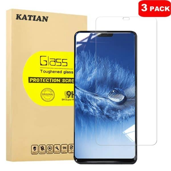 KATIAN Tempered Glass Screen Protector
