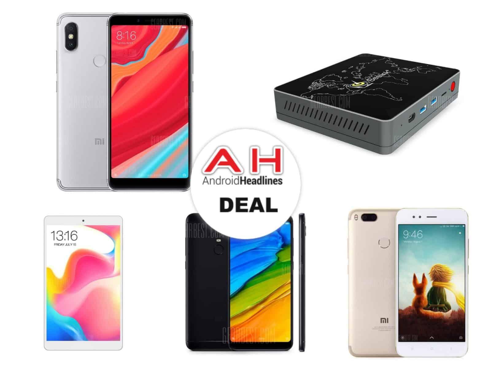 GearBest Deals: Xiaomi Redmi S2, Beelink S1 Mini PC & More ...