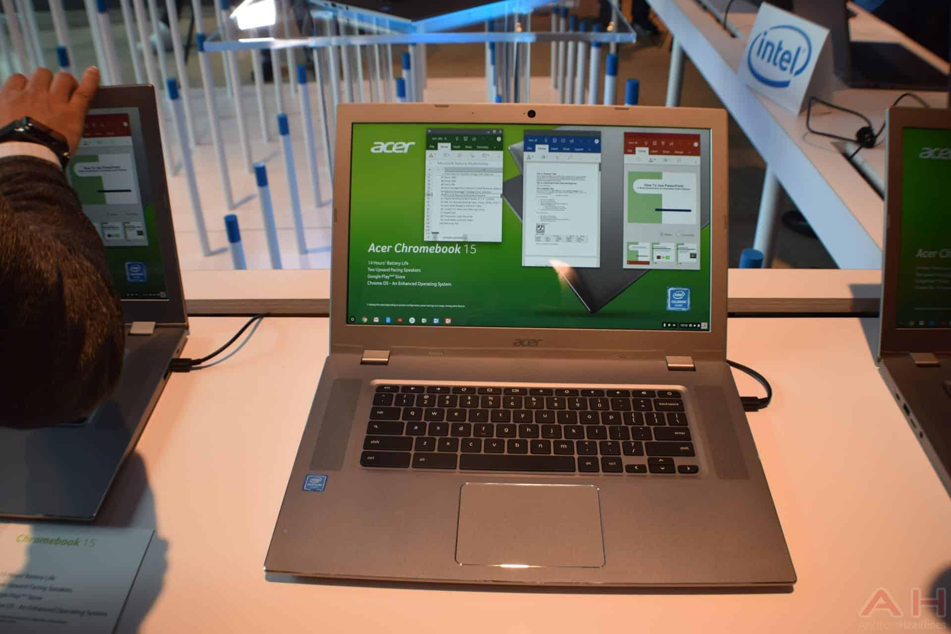 Acer Chromebook 15 AM AH 1
