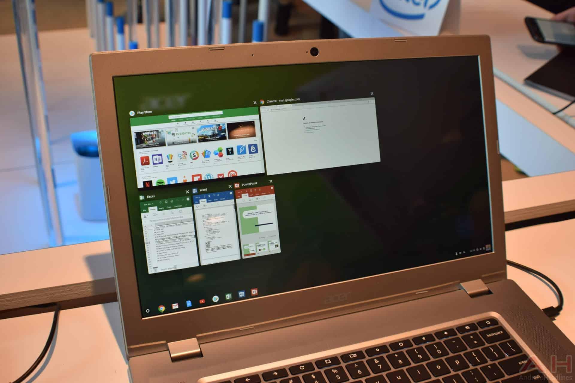 Acer Chromebook 15 AM AH 13