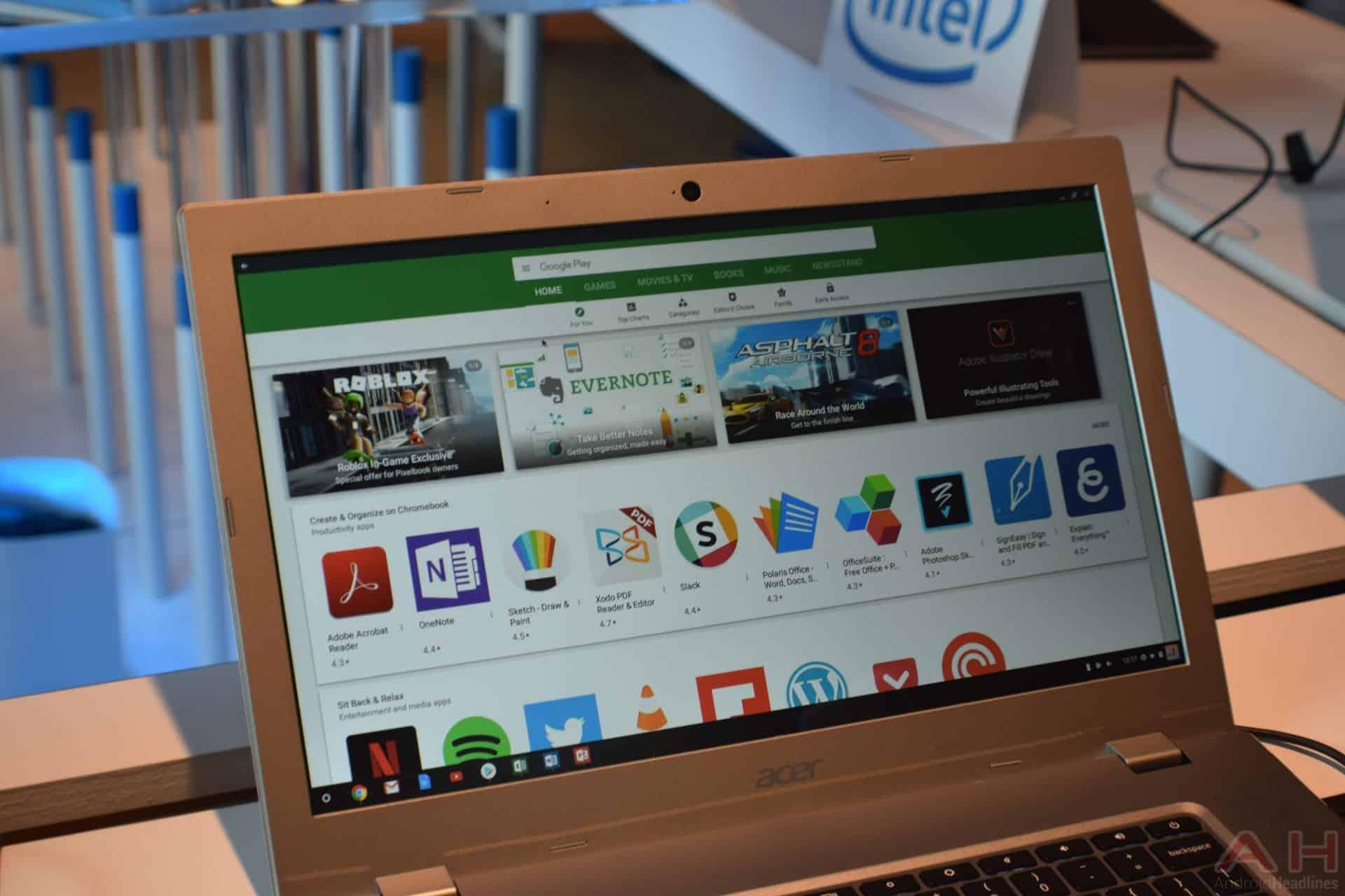 Acer Chromebook 15 AM AH 4