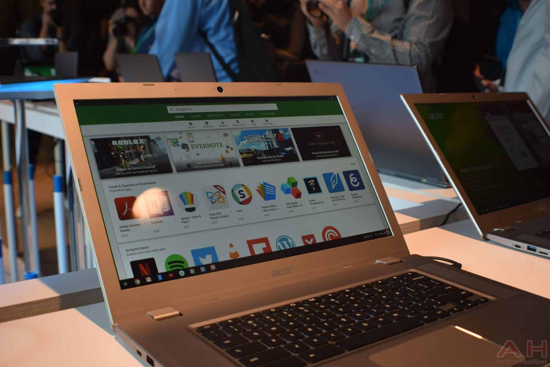 Acer Chromebook 15 AM AH 5