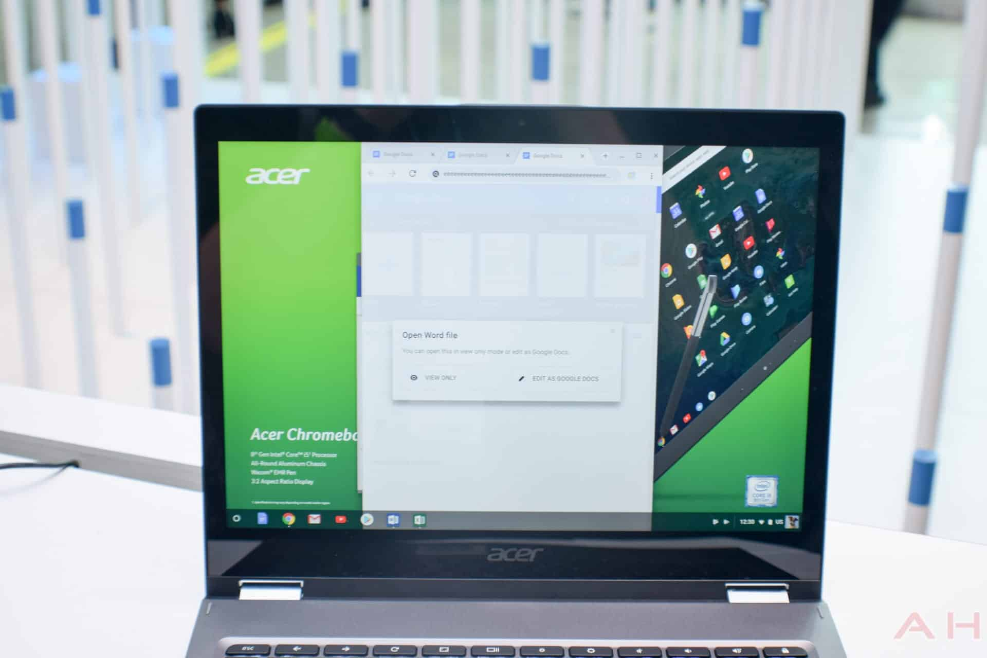 Acer Chromebook Spin 13 AM AH 2