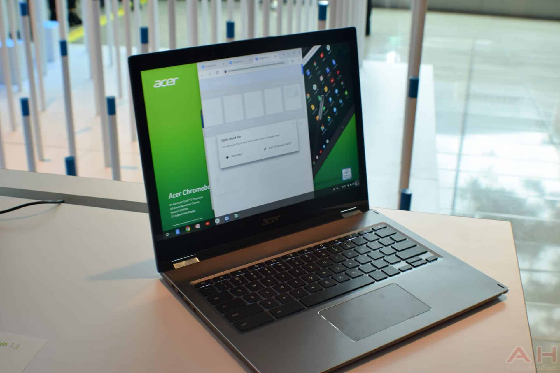 Acer Chromebook Spin 13 AM AH 3