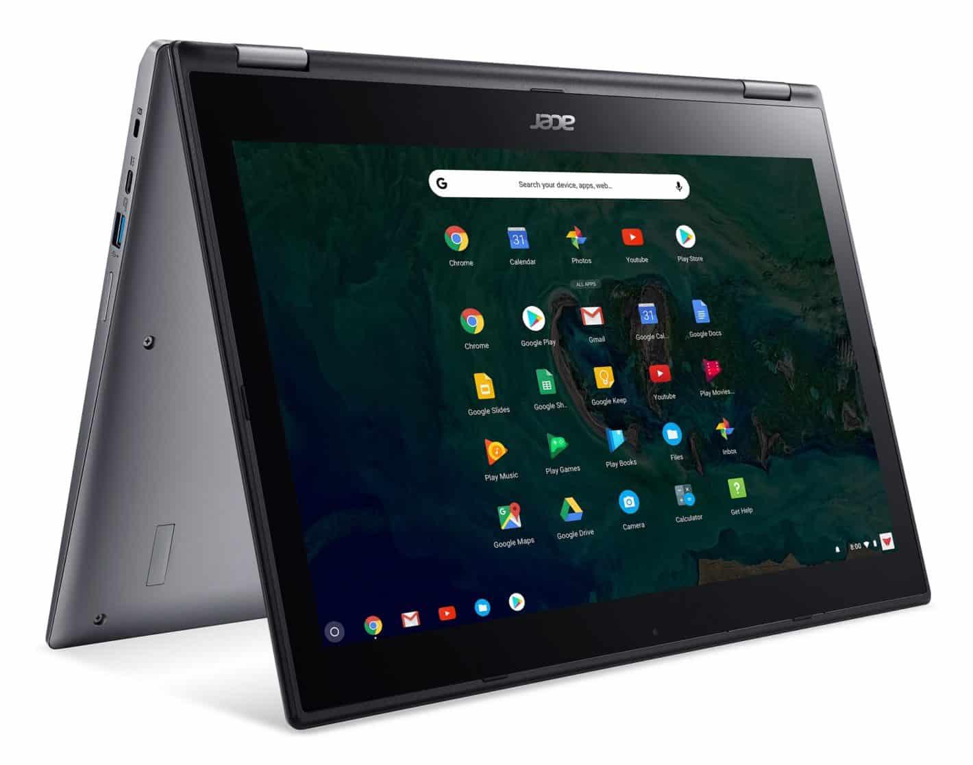 Acer Chromebook Spin 15 4