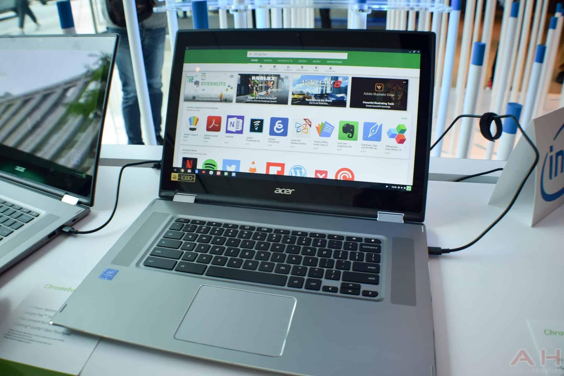 Acer Chromebook Spin 15 AM AH 11