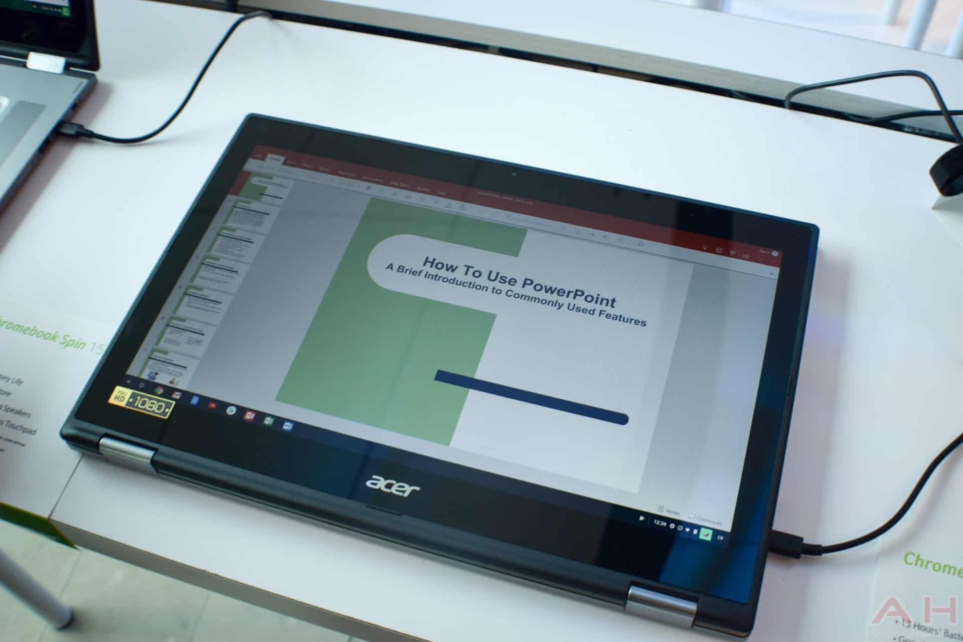 Acer Chromebook Spin 15 AM AH 12