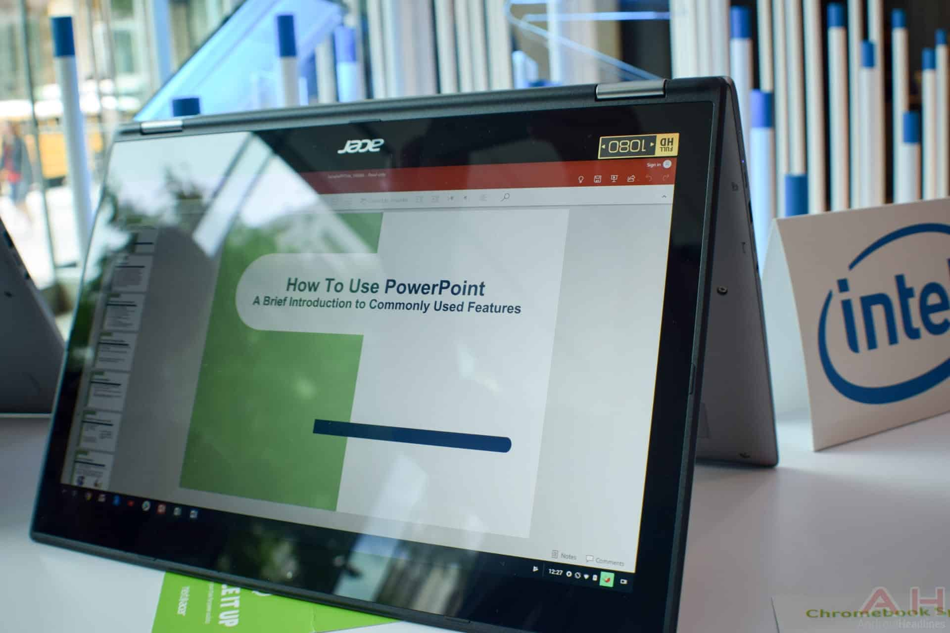 Acer Chromebook Spin 15 AM AH 16