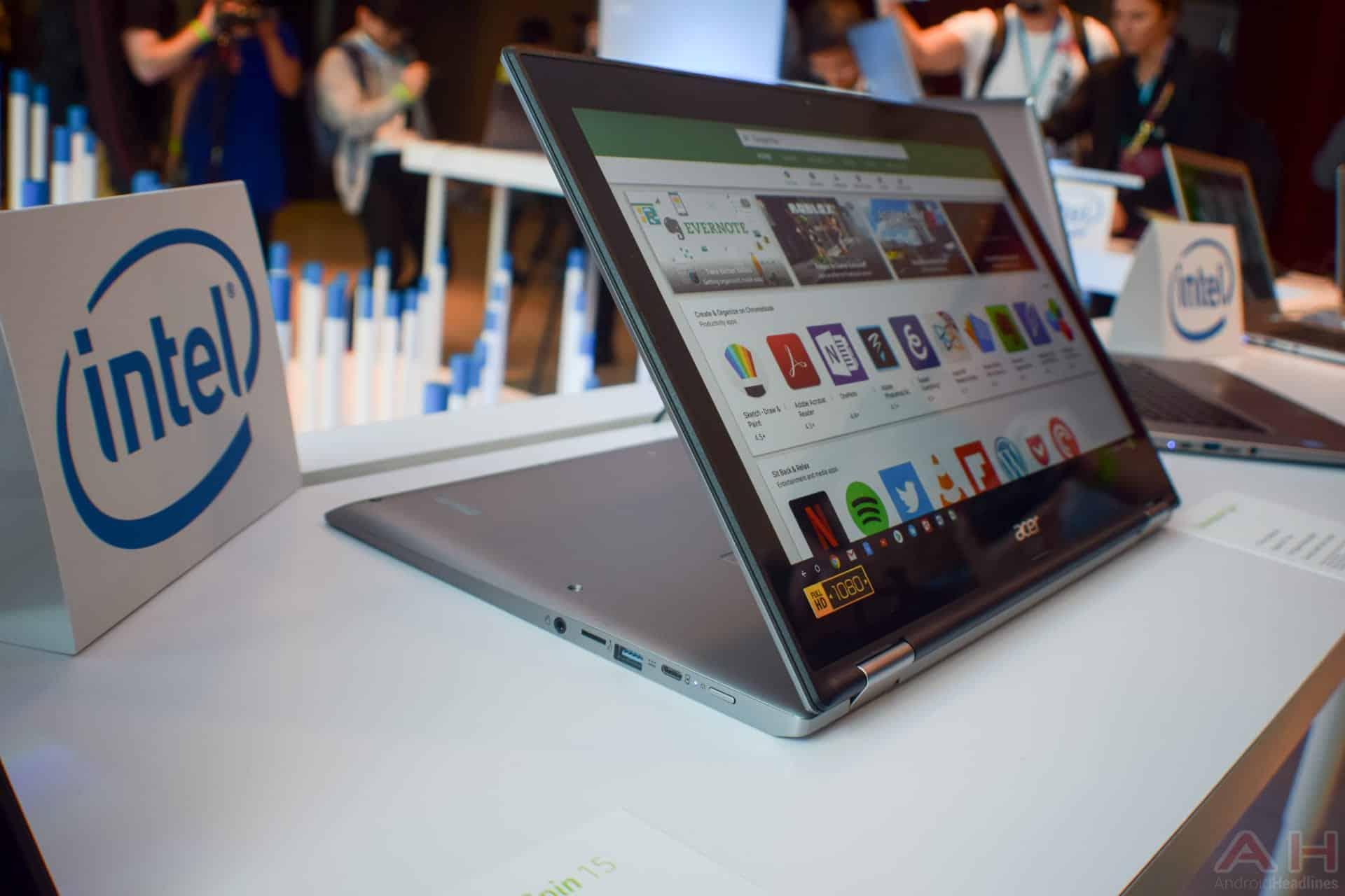 Acer Chromebook Spin 15 AM AH 3